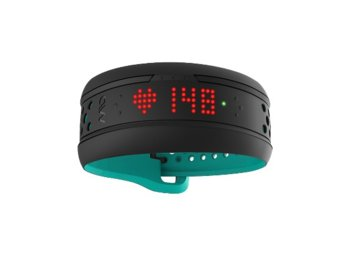 MiO Global Fuse Heart Rate Activity Tracker S/M