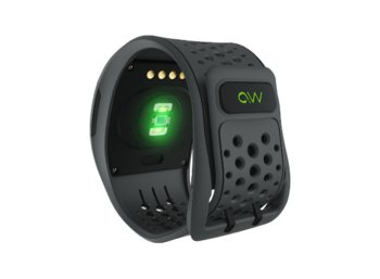 MiO Global Alpha 2 Heart Rate Watch Black