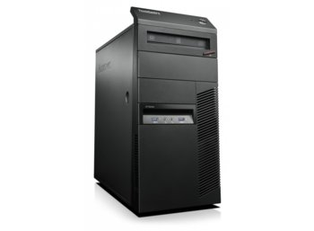 Lenovo ThinkCentre M93p Tower Desktop 10A70036PB Win7Pro & Win8.1Pro i5-4590/4GB/500GB/Integrated/DVD-RW/Tower 280W 85%/3 Years OnSite