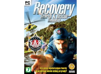 Play RECOVERY SEARCH&RESCUE SIMULATION