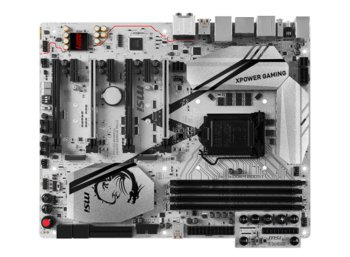 MSI Z170A XPOWER GAMING TITANIUM s1151 Z170 4DDR4 ATX