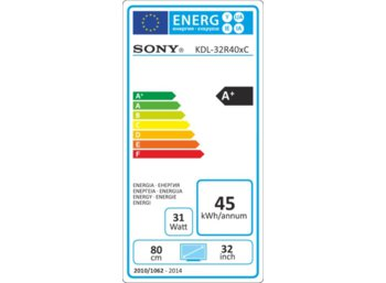 Sony 32'' LED         KDL-32R400CBAEP