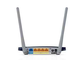 TP-LINK Archer C50 router AC1200 DualBand 4LAN 1WAN 1USB