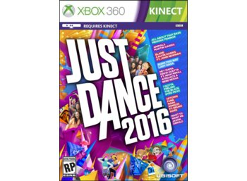 UbiSoft Just Dance 2016 Xbox 360 ENG