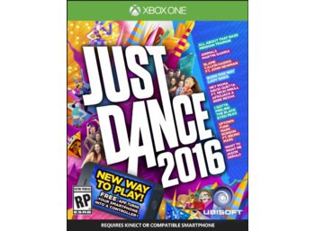 UbiSoft Just Dance 2016 Xbox One ENG