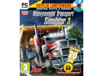 Play Heavyweight Transport Simulator 3 - Limited Edition