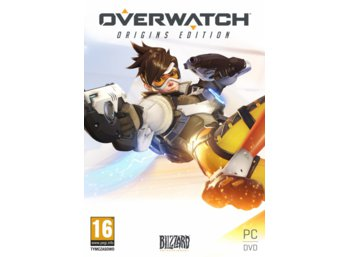 Blizzard OVERWATCH PC