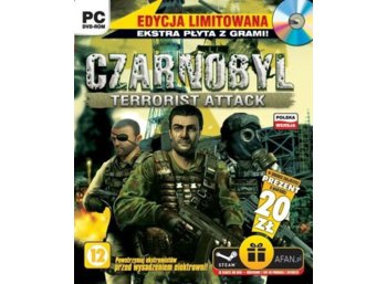 Play Czarnobyl Limited Edtion
