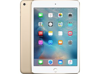 Apple iPad mini4 128GB W Gold                MK9Q2FD/A