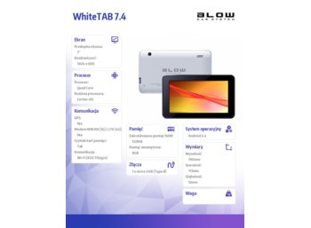 BLOW WhiteTAB 7.4