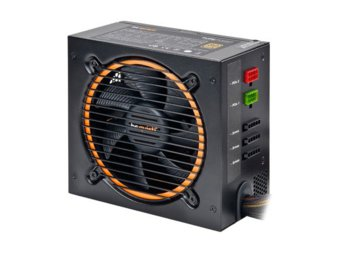 Be quiet! Pure PowerL8 CM 630W 80+ Bronze BN182