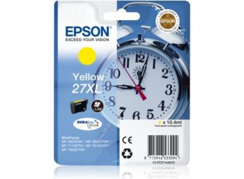 Epson Tusz T2714 YELLOW 10.4ml do WF-3620/7110/7610