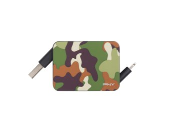 PNY Kabel Roll-it Charge & Sync Cable Camo C-UA-LN-PCM-RET-RB