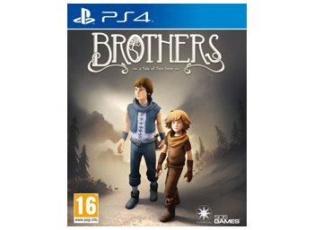Techland Brothers: A Tale Of Two Sons PS4