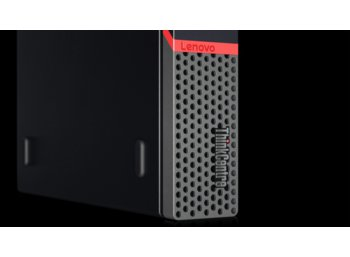 Lenovo ThinkCentre M900 SFF 10FH001DPB Win7Pro & Win10Pro64bit i5-6500/4GB/SSD 128GB/Integrated/DVD Rambo/3 Years On Site