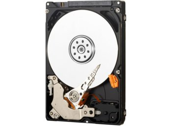 Western Digital WD Blue HDD 500GB 32 MB 3,5''  WD5000AZLX