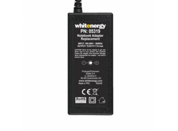 Whitenergy Zasilacz do laptopa 19.5V 7.7A 6.5x4.4mm+pin 150W