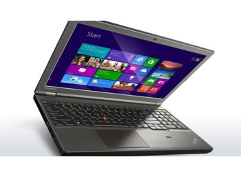 "Lenovo ThinkPad T540p 20BFS53900 Win7Pro & Win10Pro 64bit i5-4300M/4GB/500GB/HD4600/DVD Rambo/6c/15.6"" FHD AG, WWAN Ready/3 Years On Site"
