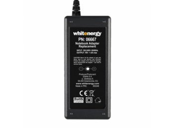 Whitenergy Zasilacz 19V | 1.58A 30W wtyk 4.0x1.7mm         06667