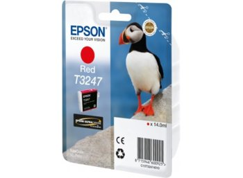 Epson Tusz T3247 SC-P400 Red