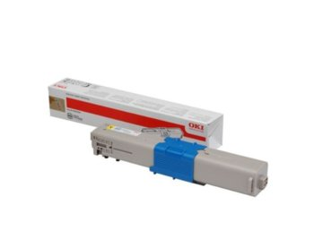 OKI Toner do C301dn/ C321dn YELLOW 1,5k