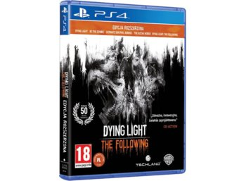 Techland Dying Light The Following Enchanced Edition PS4