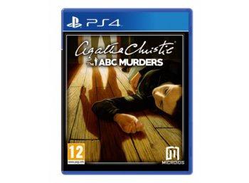 CD Projekt The ABC Murders PS4