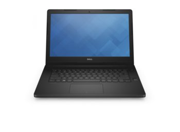 "Dell Latitude 3460 Win7/10Pro (64-bit win 10, nosnik) i3-5015U/500GB/4GB/Integrated/14""HD/KB-Backlit/40WHR/3Y NBD"