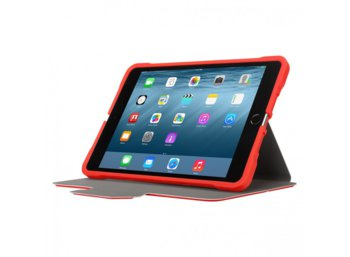 Targus 3D Protection iPad mini 4, 3, 2, 1 Tablet Case Red