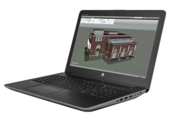 HP Inc. ZBook 15 G3  T7V52EA