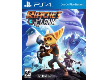Sony Ratchet & Clank PS4 PL