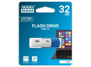 GOODRAM COLOR MIX 32GB USB 2.0 Color Mix