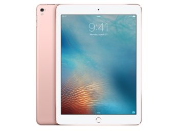 "Apple iPad Pro 9.7"" Wi-Fi 256GB Rose Gold"
