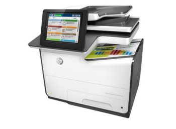 HP Inc. PageWide Ent Color MFP 586f G1W40A