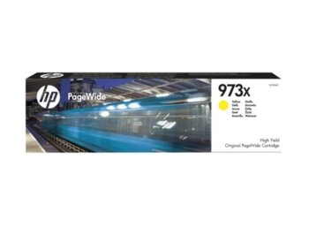 HP Inc. Tusz nr 973X Yellow F6T83AE