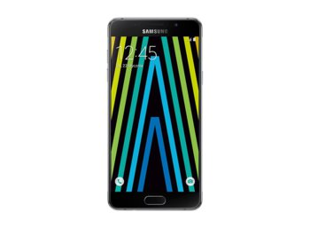 Samsung GALAXY A5 2016 BLACK+ etui