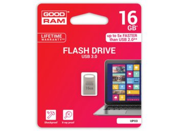 GOODRAM POINT SILVER 16GB USB3.0
