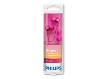 Philips SHE3700 pink