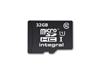 Integral KARTA FLASH MICROSDHC 32GB UHS-I 40MBS