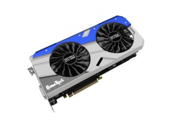 Palit GeForce GTX 1080 GameRock 8GB DDR5 256 BIT DVI-D/HDMI/3DP