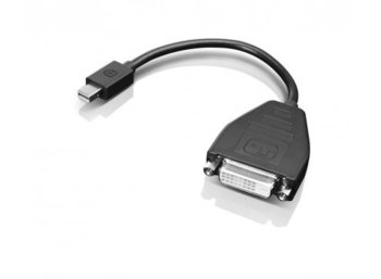 Lenovo Mini-DisplayPort to Single-Link DVI Monitor Cable