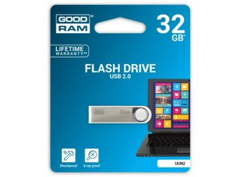 GOODRAM UNN2 32GB Silver USB2.0