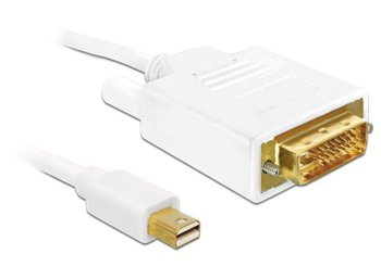 Delock Kabel Displayport Mini(M)->DVI(24+1) 2m