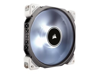 Corsair Air ML140 PRO MAGNETIC 140mm LED White 4-pin