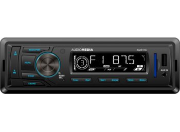 AUDIOMEDIA AMR116 FM SD USB 4x20WaTT