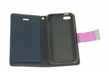 Mercury Etui RICH iPhone 4/4s fiolet/granat, notes