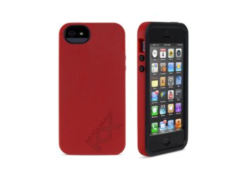 OWC NewerTech etui NuGuard KX iPhone 5 antishock Roulette Red