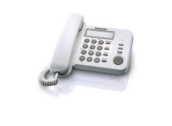 Panasonic KX-TS 520 White
