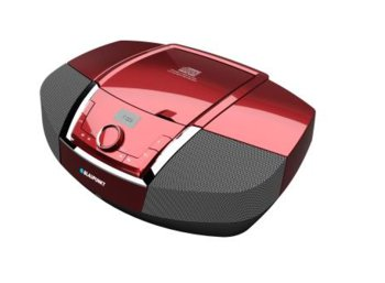Blaupunkt BB 12 RED CD/MP3 USB cyfrowe radio
