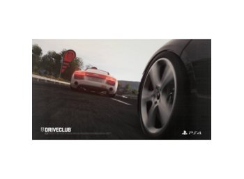 Sony DRIVECLUB PS4